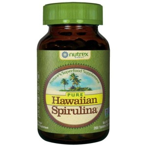 Hawaiian Spirulina® SPIRULINA HAWAJSKA PACIFICA 500 mg 200 tabletek