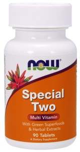 NOW FOODS Special Two 90tabl. (Multi Vitamin)
