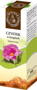 Czystek w kroplach 100ml BONIMED